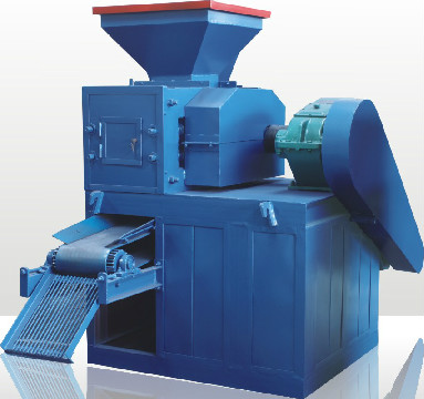型煤矿粉压球机