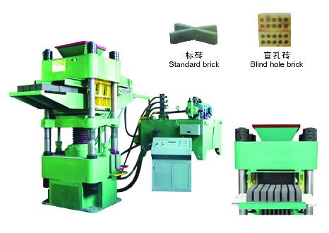 800T全自动液压压砖机